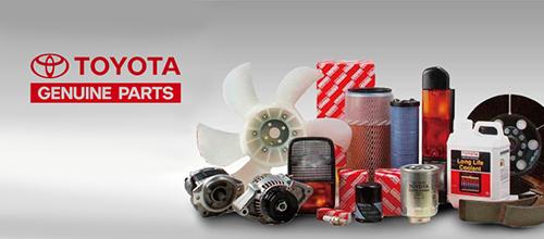 Toyota spare parts Dubai